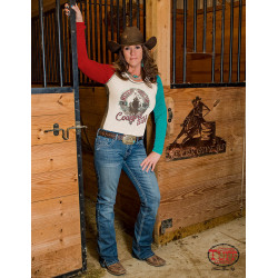 Cow Girl Tuff Inspire Jeans