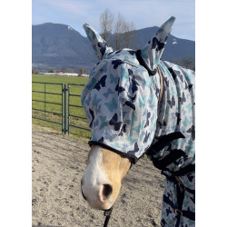 Butterfly Fly Mask with Ears