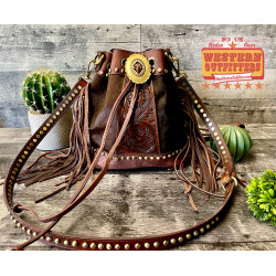 American Darling Bucket Bag...