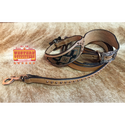 Tombstone Beaded Dog Collar and Matching Leash
