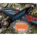 Calamity Jane Headstall and Breast Collar Set